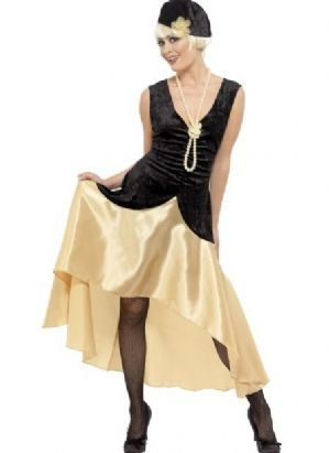 1920's Gatsby Girl Costume (33368)